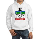 Tennis Vision Test Jumper Hoody