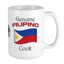 Genuine Filipino Cook Mug