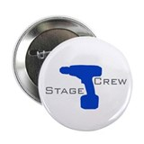 Back stage crew 2.25&quot; Button (10 pack)