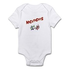 MiceFights Infant Bodysuit
