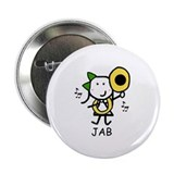 "Tuba - JAB 2.25"" Button"