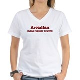 Arcadian Make Better Lovers Shirt