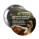 "Antony and Cleopatra 2.25"" Button (10 pack)"