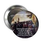 Christopher Columbus Button