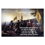 Christopher Columbus Large Poster
