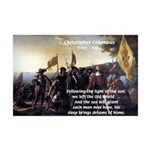 Christopher Columbus Mini Poster Print