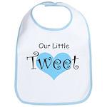 Our Little Tweet Bib