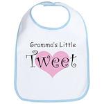 Gramma's Little Tweet Bib