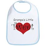 Grampa's Little Tweet Bib