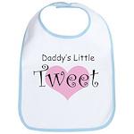 Daddy's Little Tweet Bib
