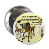 Eastern Thought: Confucius Button