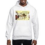 Eastern Thought: Confucius Hooded Sweatshirt