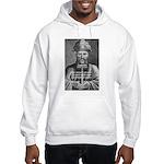 Eastern Wisdom: Confucius Hooded Sweatshirt