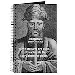Eastern Wisdom: Confucius Journal