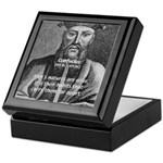 Eastern Wisdom: Confucius Keepsake Box