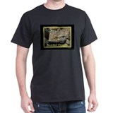 Bearded Dragon Neon T-Shirt