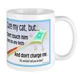 Cure My Cat Mug