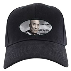 The 14th Dalai Lama Black Cap