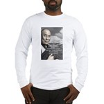 The 14th Dalai Lama Long Sleeve T-Shirt