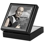The 14th Dalai Lama Keepsake Box