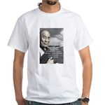 The 14th Dalai Lama White T-Shirt