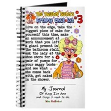 Twisted Sister Chicklist #3 Journal