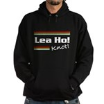 Be ready to go about with thi Hoodie (dark)