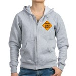 Ease Up! with this Women's Zip Hoodie