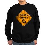 THe Grumpy Sweatshirt (dark)