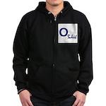 O2hit Zip Hoodie (dark)