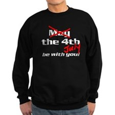 Get 'The Force of July' Sweatshirt