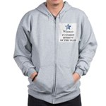The Comedy Award - Zip Hoodie