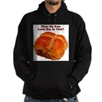 The Big Bun in the Oven Hoodie (dark)