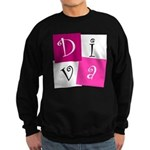 DIVA Design! Sweatshirt (dark)