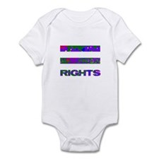 EQUAL RIGHTS - Infant Bodysuit