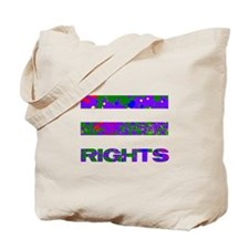 EQUAL RIGHTS - Tote Bag