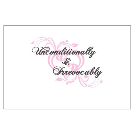 Irrevocably In Love Twilight Large Poster