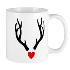 Cute Whitetail deer Mug