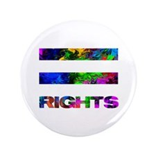 "EQUAL RIGHTS - 3.5"" Button (100 pack)"