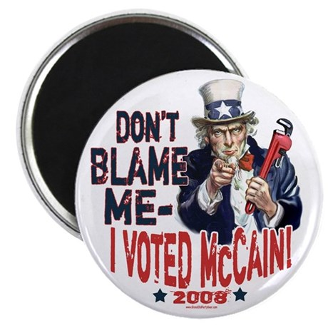 I Voted McCain Magnet