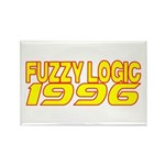 FUZZY LOGIC Rectangle Magnet (100 pack)