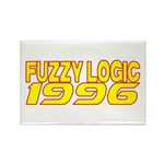FUZZY LOGIC 1996 Rectangle Magnet