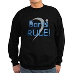 Baris RULE! Sweatshirt (dark)
