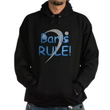 Baris RULE! Hoodie (dark)