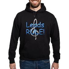 Leads Rule! Hoodie (dark)
