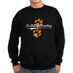 Bulldog Country Sweatshirt (dark)
