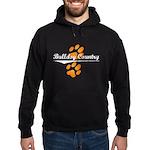 Bulldog Country Hoodie (dark)