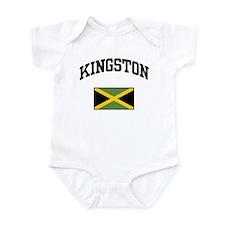 Kingston Jamaica Infant Bodysuit