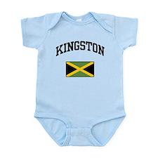Kingston Jamaica Onesie