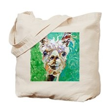 Cute Alpaca art Tote Bag
